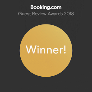Booking.com Guest Review Winner
